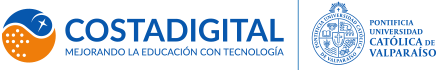 Costadigital PUCV Logo